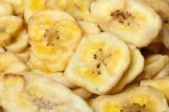 De spaanders van de banaan Royalty-vrije Stock Foto