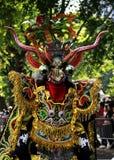 De Spaanse Parade van de Dag in New York Royalty-vrije Stock Afbeeldingen