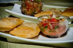 De Spaanse peper van de Pebrepastei royalty-vrije stock foto's