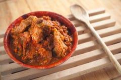 De Spaanse peper van Texas Stock Foto