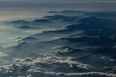 De Spaanse Pyreneeën Royalty-vrije Stock Afbeeldingen