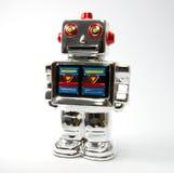 De spaarpot van de robot Royalty-vrije Stock Foto's