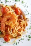 De spaghetti Royalty-vrije Stock Foto's