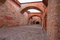 De Spandau-Citadel Royalty-vrije Stock Foto