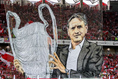 17/07/15 de Spartak 2-2 Ufa Dmitri Alenichev Imagens de Stock