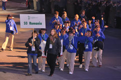 De speciale Olympics Europese Spelen van de Zomer Royalty-vrije Stock Afbeelding