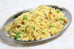 De speciale Rijst van het Pilau Stock Foto
