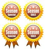 De speciale verkoop van de zomer Stock Foto