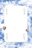 De speelkaart van de joker Stock Afbeelding
