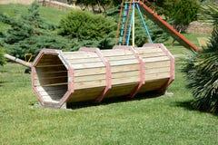 De speelplaats van jonge geitjes Royalty-vrije Stock Afbeelding