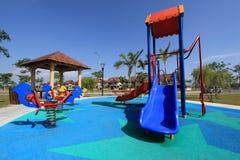 De speelplaats van kinderen Royalty-vrije Stock Foto