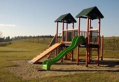 De speelplaats van kinderen Royalty-vrije Stock Foto's