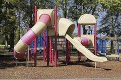 De speelplaats van kinderen #2 stock afbeelding
