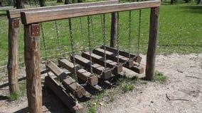 De speelplaats voor childreen Royalty-vrije Stock Foto