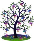 De speenboom van kinderen vector illustratie