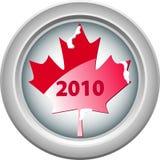 De Spelen 2010 van de Winter van Canada Vancouver vector illustratie