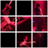De spelen van de band leven - net Stock Afbeeldingen