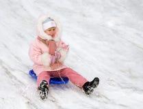 De spelen van de winter Stock Foto's