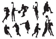 De speler van het basketbal Royalty-vrije Stock Foto