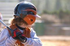 De speler van het honkbal Stock Fotografie