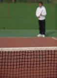 De speler van het tennis Royalty-vrije Stock Foto's