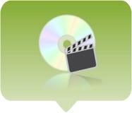 De spelerpictogram van media Stock Afbeeldingen