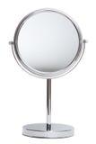 De spiegel van de make-up stock foto