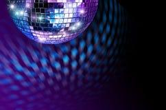 De spiegelbal van de disco royalty-vrije stock foto