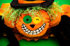 De Spin van Halloween Royalty-vrije Stock Foto