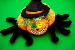 De Spin van Halloween Stock Foto's