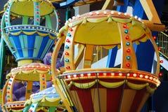 De spinner van de ballon in West-Edmonton wandelgalerij Stock Fotografie