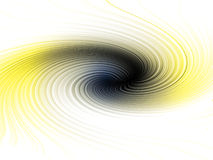 De spiraal van de kleur Stock Afbeeldingen
