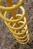 De Spiraal van de speelplaats Stock Afbeeldingen