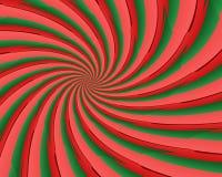 De Spiraal van de vakantie Vector Illustratie