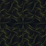 De spiraalvormige driehoeken, vierkanten, kubussen worden gemaakt omhoog in een patroon, achtergrond, textuur Royalty-vrije Stock Fotografie