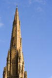 De Spits van de kerk Stock Foto's