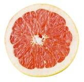 De spleet van de grapefruit royalty-vrije stock foto's