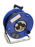 De spoel van de kabel Stock Foto