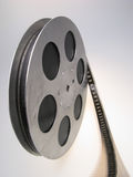 De spoelen van de film Stock Foto