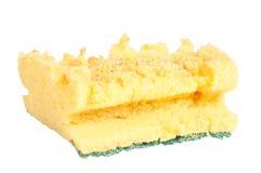 De spons van de keuken Royalty-vrije Stock Afbeeldingen