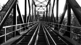 De spoorweg royalty-vrije stock afbeeldingen