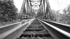 De spoorweg stock foto's