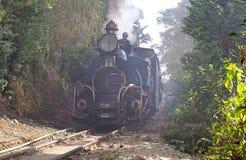 De Spoorweg van Darjeelingshimalayan, Dajeerling, India royalty-vrije stock afbeeldingen