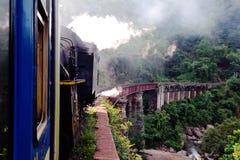 De Spoorweg van de Nilgiriberg Royalty-vrije Stock Foto's
