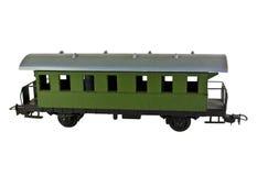 De spoorwegauto Royalty-vrije Stock Afbeeldingen