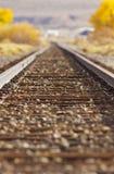 De Sporen van de Weg van het spoor stock afbeeldingen