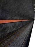 De Sporen van Traing Stock Fotografie