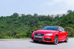 De Sport Seden 2014 van Audi S3 Royalty-vrije Stock Foto's