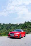 De Sport Seden 2014 van Audi S3 Stock Fotografie