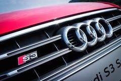 De Sport Seden 2014 van Audi S3 Royalty-vrije Stock Afbeelding